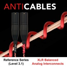 Level 3.1 Reference Series Analog XLR Balanced Interconnects