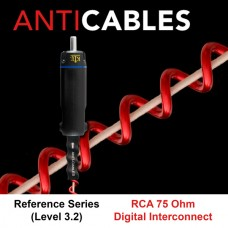 Level 3.2 Reference Series RCA 75 Ohm Digital Interconnect