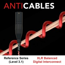 Level 3.1 Reference Series XLR Balanced 110 Ohm Digital Interconnect