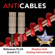 Level 4.1 Reference PLUS Xhadow XLR Balanced Interconnects