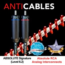 Level 6.2 ABSOLUTE Signature RCA Analog Interconnects