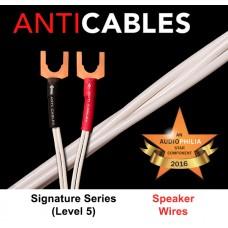Just Released Level 5 Signature Speaker Wires